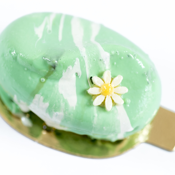 Green Apple Mousse