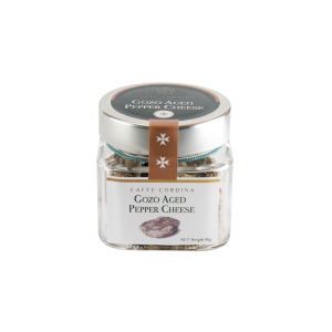 Gozo Peppered Cheese Aged not in Oil