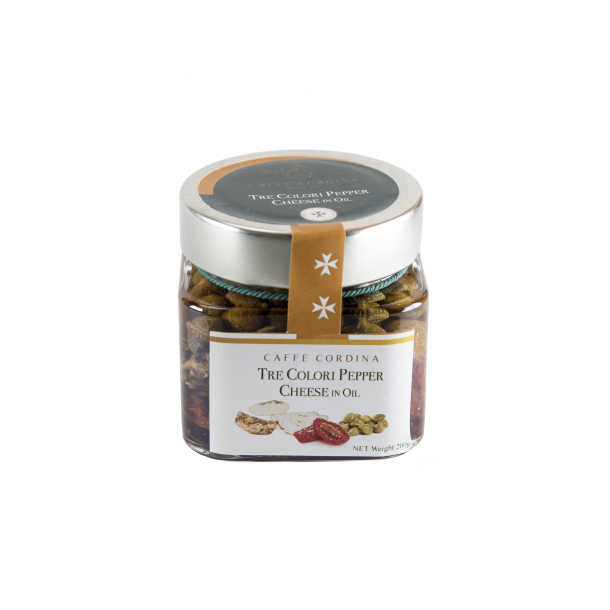 Tre Colori Peppered Cheese