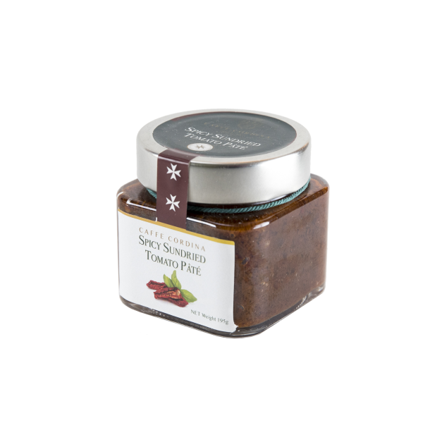 Sundried Tomato Spicy Pate'