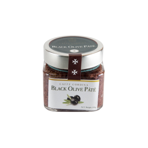 Black Olive Pate'