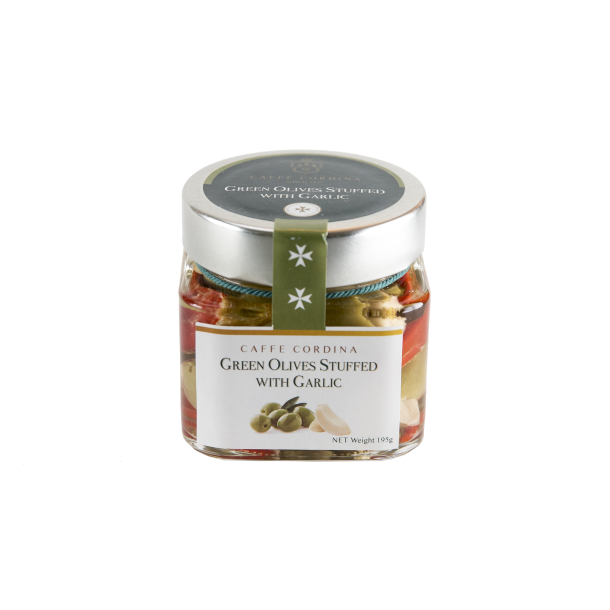 Olives Stuffed W Garlic & Chilli