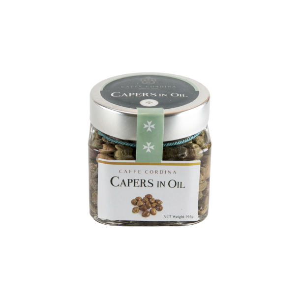 Capers In Oil