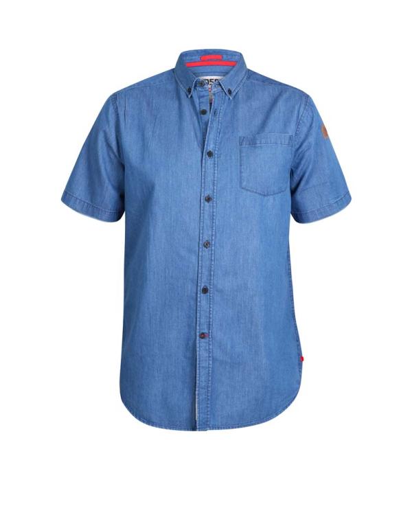 Arnold  Lightwieght Demin Shirt