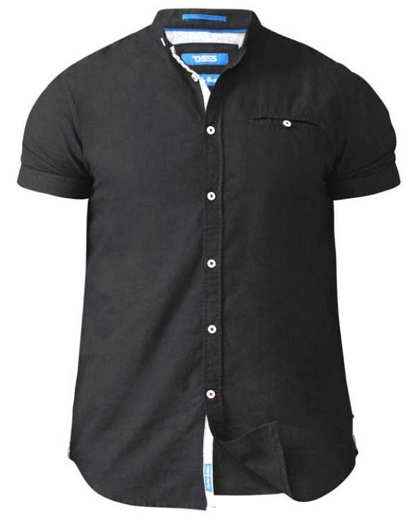 Dwight  Chinese Collar Shirt