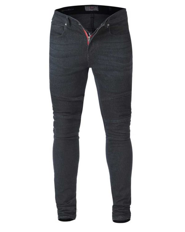 Domenic Tapered Jeans Vintage Black
