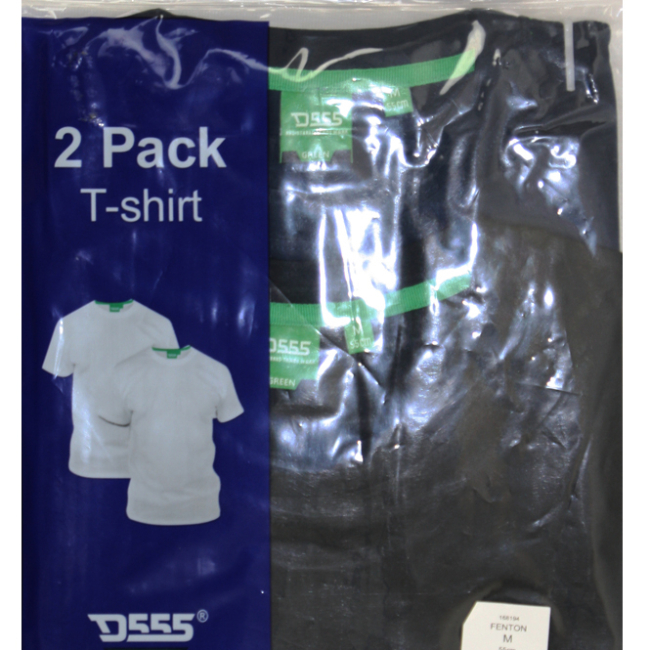 Plain T Shirts and Vests