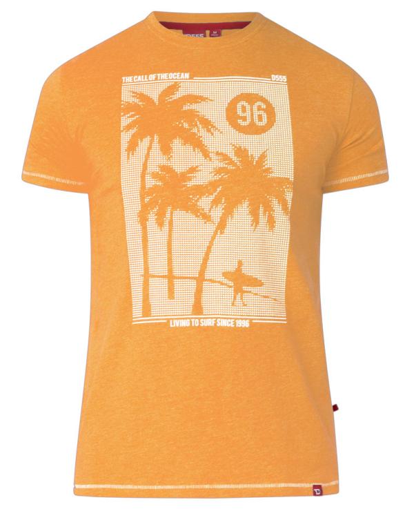 Kansas Orange T Shirt