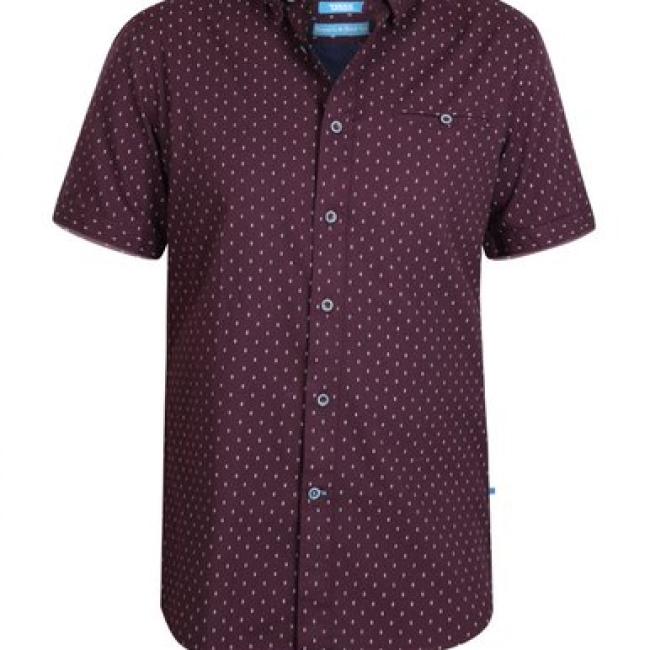 Summer Short Sleeve Shirt